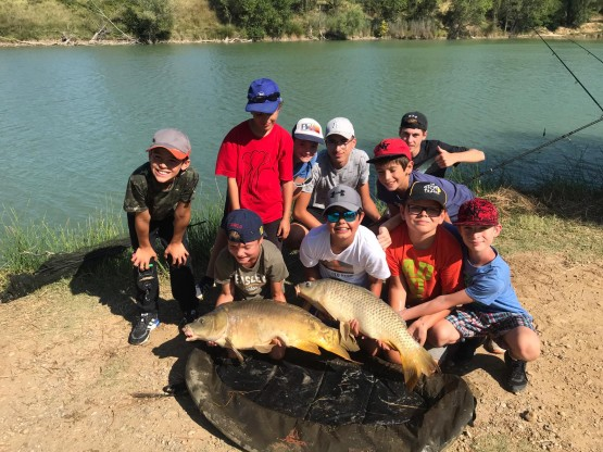 Le clos d'Alice : Fishing Camp